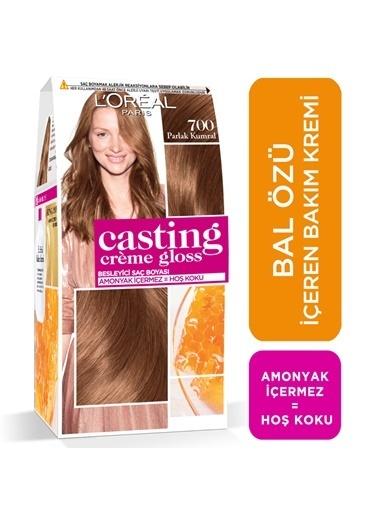 L'Oréal Paris L'Oreal Paris Casting Creme Gloss Saç Boyası 700 Parlak Kumral Renkli